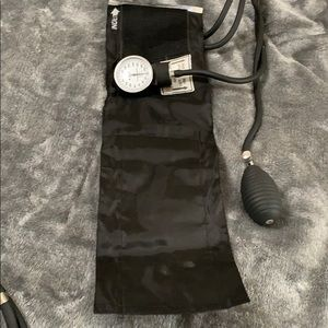 Blood pressure cub and stephascope with pediatric